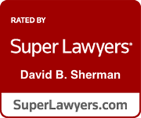 Super Lawyer David B Sherman