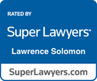 Super Lawyer Lawrence Solomon