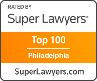Rated by Super Lawyer Top 100